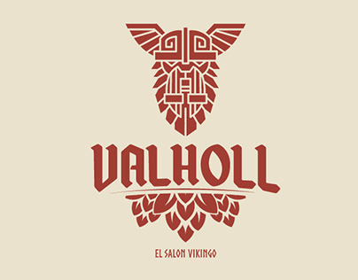VALHOLL - BRANDING