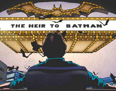 Batman & Bill: Documentary Scene Animations
