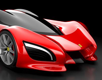 Ferrari Gt Concept | 2016