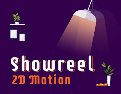 2D Motion Showreel