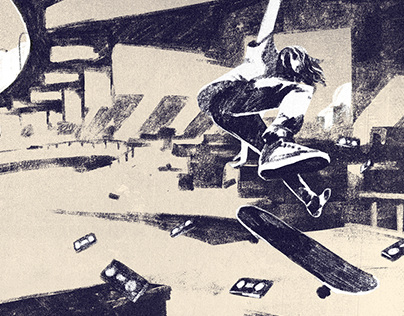 Read-Only Memory: Generation Tony Hawk