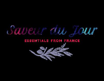 Saveur du Jour Logo