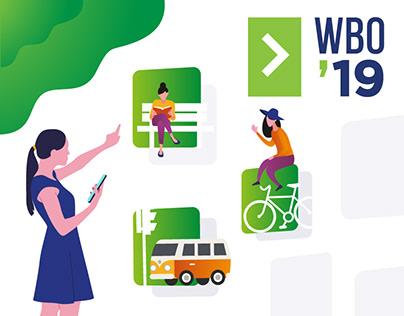 Wrocławski Budżet Obywatelski - WBO 2019