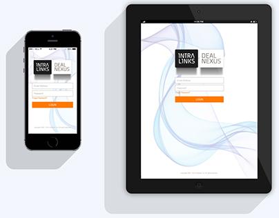 Intralinks Dealnexus: iOS Mobile App