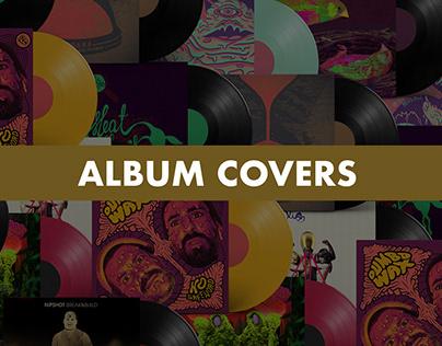 Album Cover Compilation!