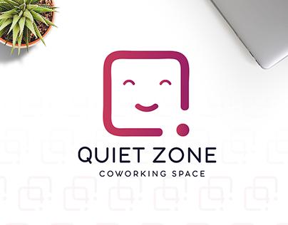 Branding Quiet Zone Co-working space