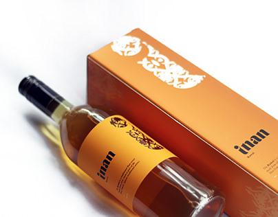 Inan Bottle Label & Packaging