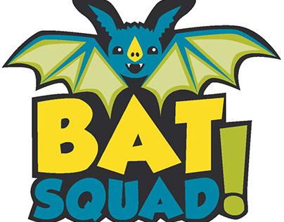 Bat Squad logo for Kids Membership for BCI