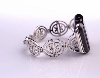 Jewelry bracelet for your Apple Watch
