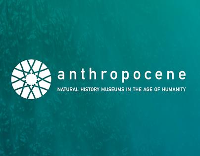 anthropocene Conference Identity