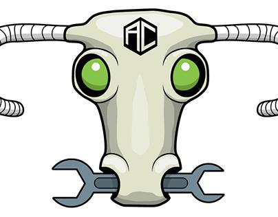Alyth Cycles Mascot