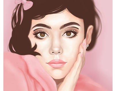 Photo Study in Pink