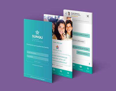 Sunqu | Branding & UI