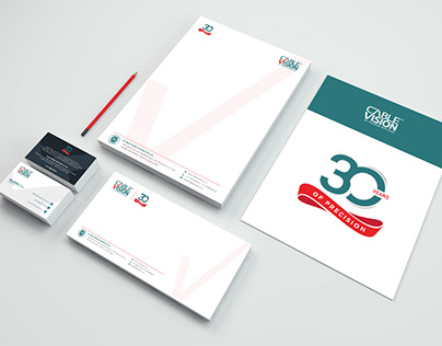 Cable Vision : Branding