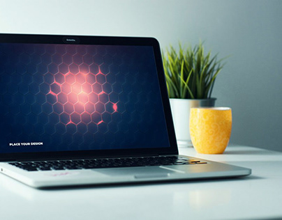 Free MacBook Mockups [PSD, Sketch]