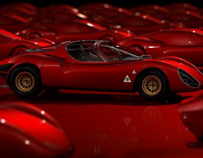 '67 Alfa Romeo 33 Stradale - Full CGI