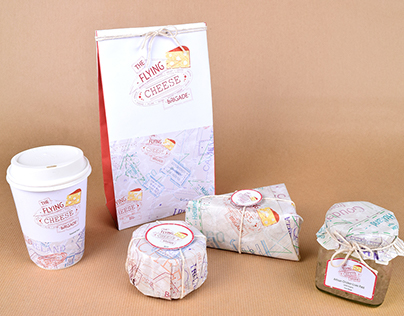 Artisan Cheese Company Packaging
