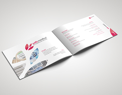 Medical services brochure