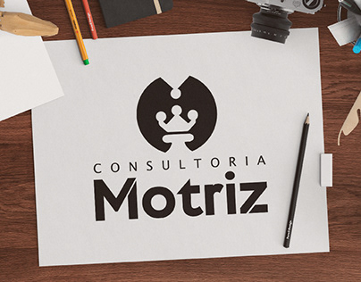 Consultoria Motriz | Identidade Visual