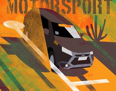 Mitsubishi posters