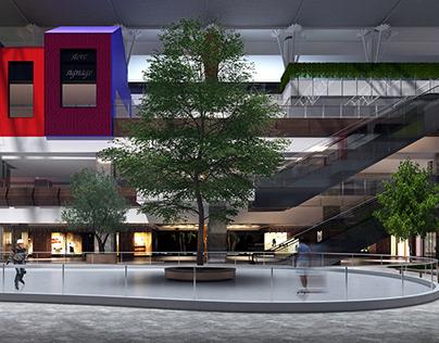 SHINKONG PLACE CHONGQIN Design renders