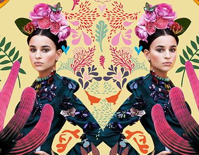 Kahlo Tropical