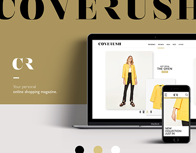 Coverush Website