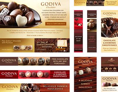 Godiva Online Marketing