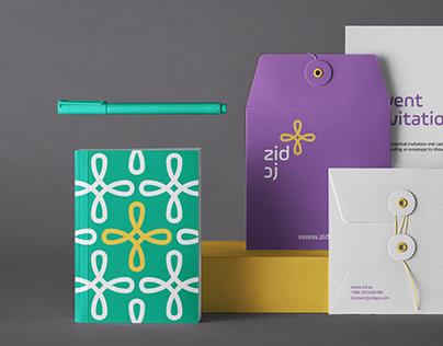 Zid - Rebranding design