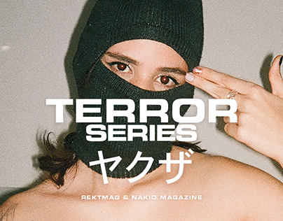 Terror Series -ヤクザ | Rektmag - Nakid Mag