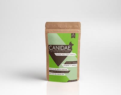 Canidae Dog Food Rebrand