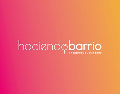 Haciendo Barrio