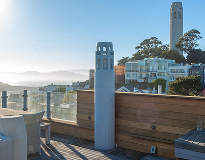 Coit Tower House