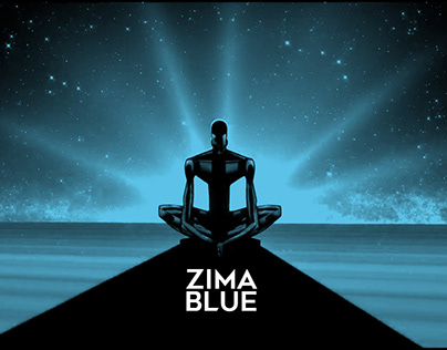 All Zima Blue paintings