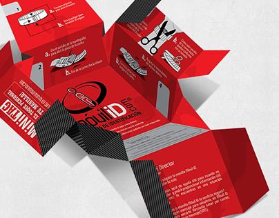 Diseño de Empaques y Etiquetas