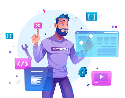Color in Web Design: Create The Right Emotion