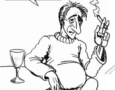 Humor negro (1): Propósito de Año Nuevo