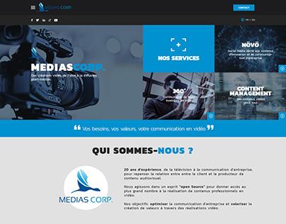 Freelance Project - Mediascorp