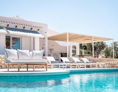 Binisafuller, Menorca Reform Project - Exterior