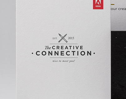 Adobe Creative Connection
