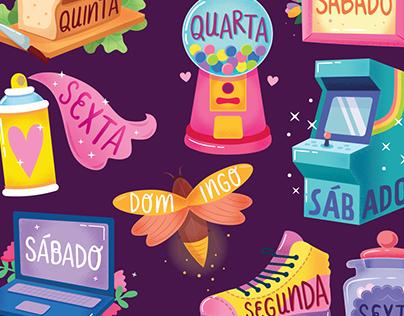 DAY FILTER DESIGN | SNAPCHAT (PORTUGUESE)