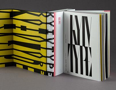 KYIV TYPE - book