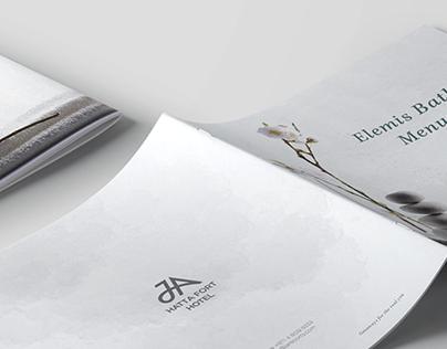 Elemis Products Spa Brochure