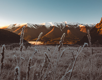 New Zealand Winter   2018