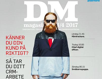 DM-magasinet, Postnord