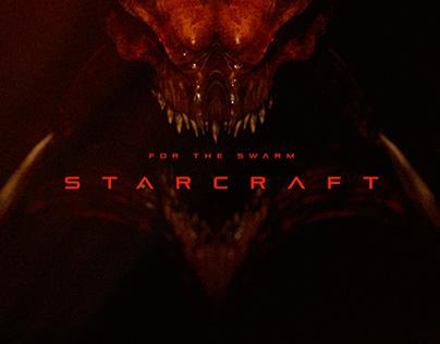 StarCraft - Movie Poster