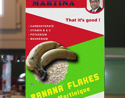 Banana Flakes