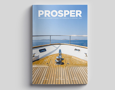 Prosper - Financial Planning Magazine