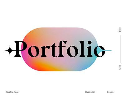 Portfolio 2018-2021 - Novalina Raya