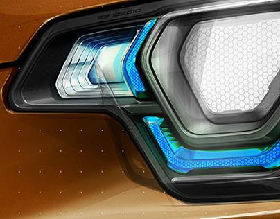 HEAD LAMP 111 LightTech